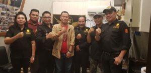LPK RI Silaturahmi Dengan Ketum Garda Timur Bicara Nilai Keadilan 101