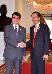60 Tahun Hubungan Indonesia-Jepang: Presiden Ingin Saling Menguatkan dan Kerjasama di Berbagai Bidang 102