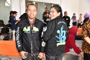 Dapat Jaket Keren Asean Games Dari Jokowi, Wartawan Istana Semringah 2