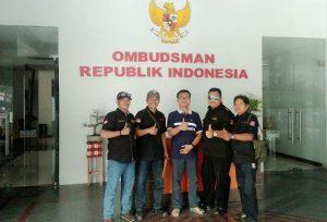 Kawal Kasus Daerah, Tim KabarSBI Kunjungi Ombudsman 101