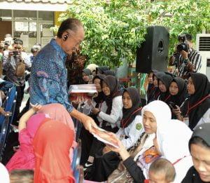 Atasi Stunting, Presiden Bank Dunia Ajak Negara Berkembang Lain Contoh Indonesia 101