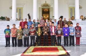 Presiden Jokowi Ingatkan Pentingnya Jaga Integritas 1
