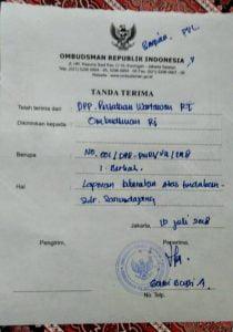 Anggota Dewan Pers Ini Resmi Dilaporkan ke Ombudsman 102