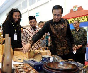 Presiden Ingin Koperasi Manfaatkan Medsos dan E-Commerce 101