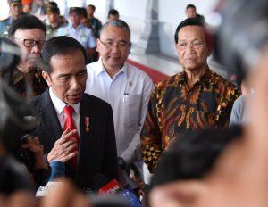 Presiden Jokowi Ingin Desa Jadi Pilar Ekonomi Nasional 113