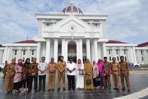 Tinjau Kantor Baru Wali Kota Palopo, Sumarsono Dorong Penerapan Smart City 101