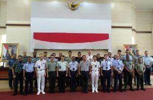 Atase Militer dari 19 Negara Kunjungi Sulsel 101