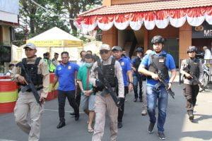 Polres Jakbar Ungkap Jaringan Narkoba Internasional, Sita 30 Kg Shabu dan Uang Rp 2,3 M 114