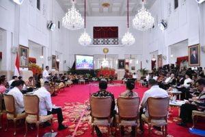 Presiden Tegaskan Pengembangan SDM Menjadi Prioritas Pemerintah 102