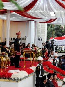 Kontruksi Baru Panggung Kehormatan Presiden Lebih Mengesankan 114