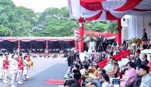 Kontruksi Baru Panggung Kehormatan Presiden Lebih Mengesankan 113