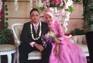 Tim SBI Hadiri Pernikahan Suci Larasati - Anton Setiawan 113