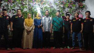 Tim SBI Hadiri Pernikahan Suci Larasati - Anton Setiawan 114
