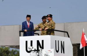 Indonesia Berangkatkan Pasukan Perdamaian ke Kongo dan Lebanon 113