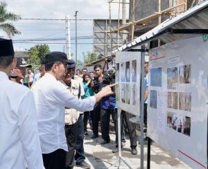 Presiden Jokowi Tinjau Langsung Sekolah Terdampak Gempa di NTB 113
