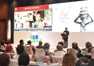 IMF-World Bank: Presiden Jokowi Ajak Para Delegasi Berbahagia di Indonesia 113