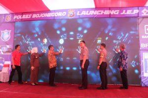 Polres Bojonegoro Launching Sistem JEP, Wakapolda Jatim: Ini Inovasi yang Sangat Bagus 114