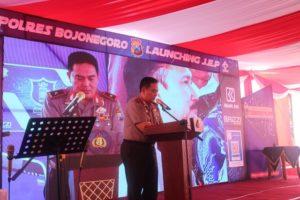 Polres Bojonegoro Launching Sistem JEP, Wakapolda Jatim: Ini Inovasi yang Sangat Bagus 113