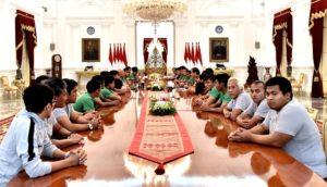 Timnas U-16 ke Istana, Presiden: Saya Senang, Perlu Kerja Keras Lagi 102