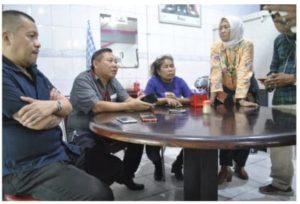 Pecat, Oknum RT Papanggo yang Dilaporkan Polisi 113
