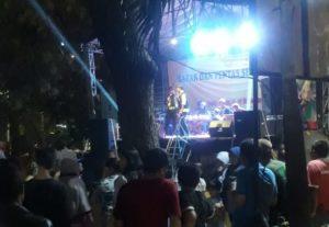 Tinggalkan Sampah, Aparat dan Walikota Jakut Diminta Perketat Izin Bazar 114