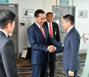 Presiden Jokowi Bertolak ke Singapura Hadiri KTT ASEAN 113