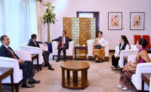 Presiden Jokowi Bertolak ke Singapura Hadiri KTT ASEAN 114