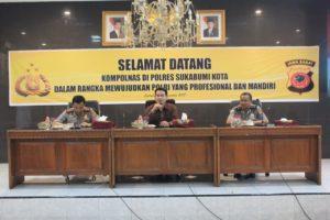 Kompolnas Apresiasi Inovasi Pelayanan Publik Polres Sukabumi Kota 114