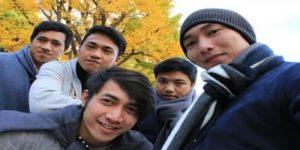 Kisah Lima Siswa Gambatte di Jepang Dulang Kesuksesan Karena Sabar 113