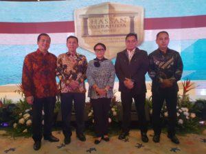 Polda NTB Menerima Penghargaan Hasan Wirayuda Award 113