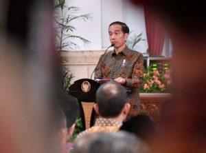 Serahkan DIPA 2019, Presiden Jokowi: Anggaran Untuk Kesejahteraan Rakyat 113