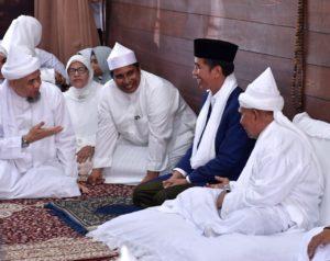 Presiden Silaturahmi dan Diskusi Bersama Syekh Hasyim di Langkat 113