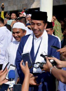 Presiden Silaturahmi dan Diskusi Bersama Syekh Hasyim di Langkat 114