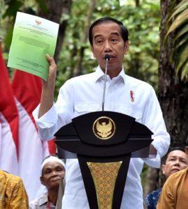 Presiden Serahkan SK Perhutanan Sosial Seluas 91 Ribu Hektare di Jambi 114
