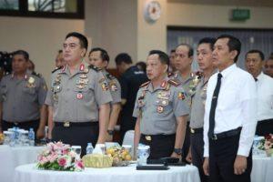 Kapolri Buka Rapat Konsolidasi dan Anev Tim Multimedia Humas Polri 113