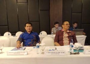 Kompolnas Lakukan Monev Pengananan SKM Semester II Tahun 2018 113