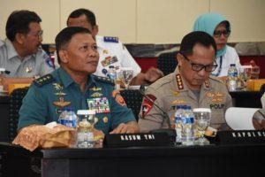 Video Conference : Amankan Natal dan Tahun Baru, TNI Siapkan 62.000 prajurit 113