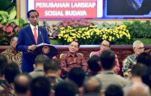 Presiden Jokowi Minta TNI-Polri Respons Revolusi Industri 4.0 113