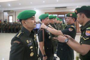 Danpusterad Pimpin Sertijab Pejabat Penting 1