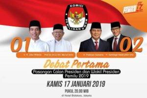 BPN Prabowo-Sandi Luncurkan Gerakan Nobar Debat Capres 113