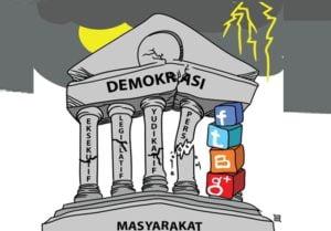 Mengukur Demokrasi Kita melalui Pemilu 2019 113