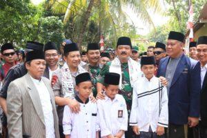 Panglima TNI dan Kapolri Hadiri Silaturahmi Kebangsaan di Ponpes Cirebon 113