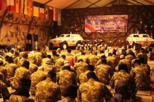 Sambut Tahun Baru, Pasukan Garuda Gelar Istighotsah dan Doa Bersama di Lebanon 113
