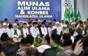 Buka Munas NU, Presiden: NU Bertribusi Besar Merawat Keutuhan Negara 113