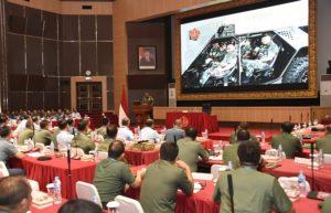 Kasum TNI Ingin Logistik Dapat Cepat dan Tepat 113