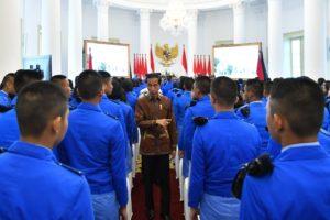 Presiden Undang 371 Siswa SMA Taruna Nusantara ke Istana Bogor 113