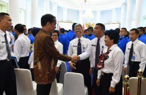 Presiden Undang 371 Siswa SMA Taruna Nusantara ke Istana Bogor 114
