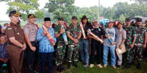 Kunjungan Komandan Kodiklat TNI AD di Kebumen: Ini Murni Sosial yang Bermanfaat 114