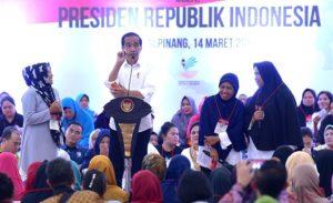 Presiden: Jangan Sampai Dana PKH Untuk Beli 'Make Up' 113
