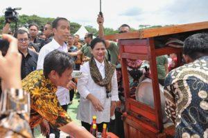 Presiden Hadiri Gebyar BMPI Bersatu di Bekasi 113